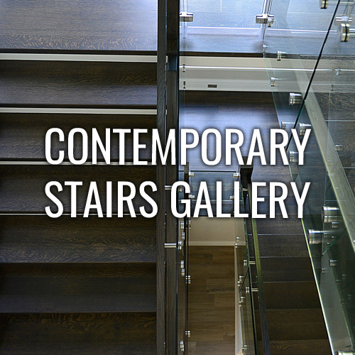 Contemporary Stairs Gallery